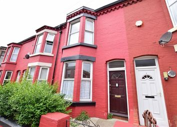 Thumbnail 2 bed terraced house to rent in Palatine Road, Wallasey, Merseyside