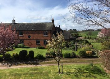 Thumbnail 4 bed detached house for sale in Dovecotes, Mill Farm Court, Chebsey, Staffordshire