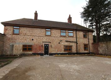 Thumbnail 4 bed detached house to rent in Home Farm Nottingham Road, Nuthall, Nottingham
