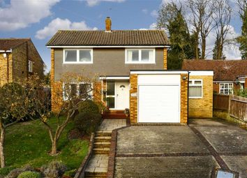 Thumbnail 4 bed detached house for sale in Rosebery Road, Langley Vale, Surrey