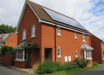 Thumbnail 4 bed detached house for sale in Thoresby Drive, Hereford