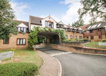 Thumbnail 2 bed flat for sale in Cooper Court, Salisbury Road, Farnborough, Hampshire