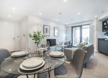 Thumbnail 1 bed flat for sale in Royal Docks West, Royal Victoria Dock