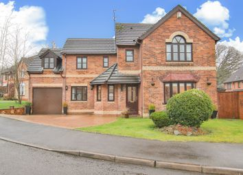 Thumbnail 4 bed detached house for sale in Havenwood Drive, Thornhill, Cardiff