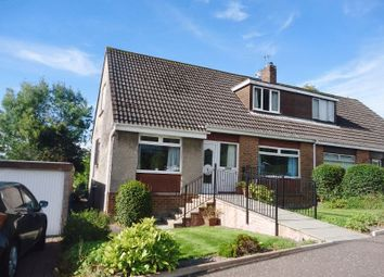 Thumbnail 5 bed semi-detached house for sale in Redwell Place, Alloa