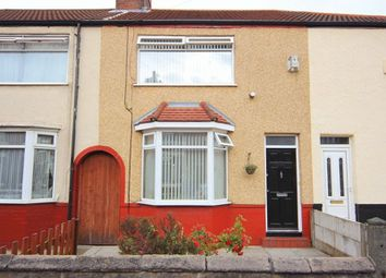 Thumbnail 2 bed terraced house for sale in Snaefell Avenue, Tuebrook, Liverpool