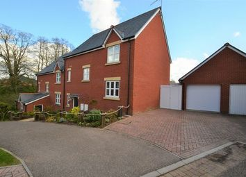 Thumbnail 3 bed semi-detached house for sale in Fairby Close, Tiverton