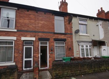 Thumbnail 2 bed terraced house to rent in Vernon Road, Nottingham