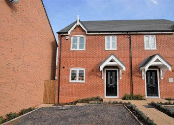 Thumbnail 3 bed semi-detached house for sale in Little Tixall Lane, Great Haywood, Stafford