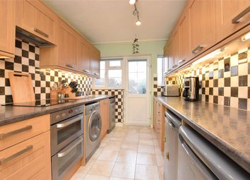 Thumbnail 2 bed flat for sale in Beechwood Court, West Street Lane, Carshalton, Surrey