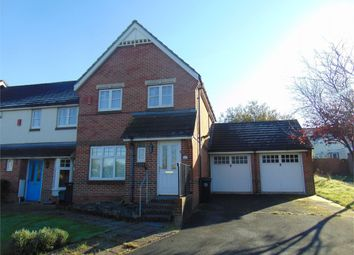 Thumbnail 3 bedroom end terrace house for sale in Shaw Gardens, Hengrove, Bristol