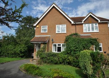 Thumbnail 3 bedroom semi-detached house to rent in Westfields, Pluckley, Ashford