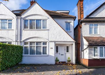 Thumbnail 7 bed semi-detached house for sale in Sneath Avenue, Golders Green, London