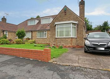 Thumbnail 2 bed semi-detached bungalow for sale in Humber View, Hessle
