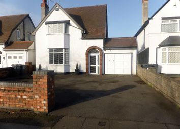 Thumbnail 3 bed detached house to rent in Coleshill Road, Hodge Hill, Birmingham