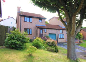Thumbnail 4 bed detached house for sale in Riverside View, Ottery St. Mary
