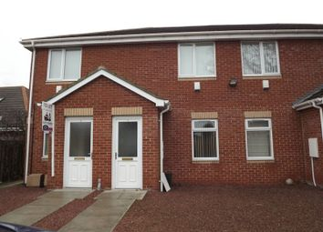 Thumbnail 2 bed flat to rent in Woodhorn Court, Ashington
