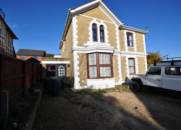Thumbnail 1 bed flat to rent in Weston Road, Cowes