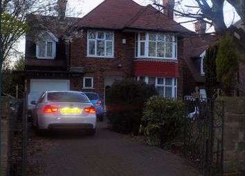 Thumbnail 6 bed detached house to rent in Wollaton Drive, Nottingham