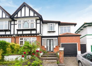 Thumbnail 6 bed semi-detached house for sale in Pasture Road, Sudbury Court Estate, Middlesex