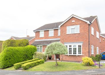 Thumbnail 4 bed detached house for sale in Malham Court, Wellingborough