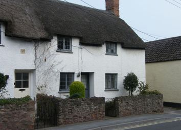 Thumbnail 2 bed cottage to rent in Long Street, Williton, Taunton