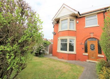Thumbnail 3 bed semi-detached house for sale in Chester Avenue, Cleveleys