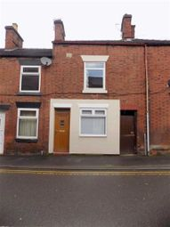 Thumbnail 2 bed property to rent in West Street, Leek, Staffordshire