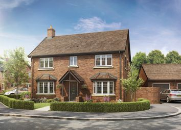 Thumbnail 4 bed detached house for sale in Newton Lane, Newton, Rugby