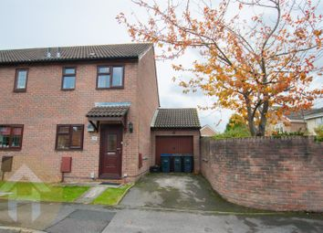 Thumbnail 2 bed end terrace house for sale in Glenville Close, Royal Wootton Bassett, Swindon