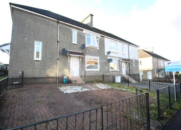 Thumbnail 2 bed flat for sale in 18 Kirkview Avenue, Salsburgh