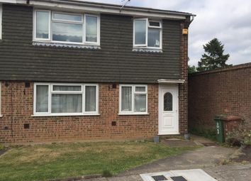 Thumbnail 2 bed maisonette to rent in Gresswell Close, Sidcup