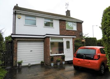 Thumbnail 3 bed detached house for sale in Oak Tree Lane, Mansfield