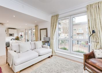 Thumbnail 2 bed flat for sale in Mendip Court, Chatfield Road, London