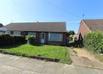 Thumbnail 2 bed bungalow for sale in Kinross Road, Ipswich