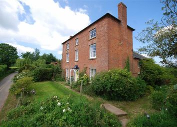 Thumbnail 5 bed country house for sale in Aylton, Ledbury, Herefordshire