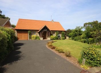 Thumbnail 4 bed detached bungalow for sale in Station Lane, Cloughton, Scarborough
