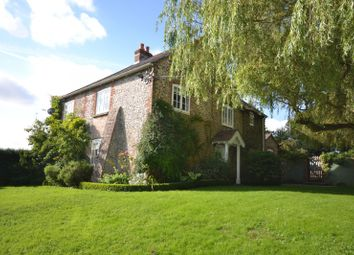Thumbnail 4 bed detached house for sale in Biddleside Farmhouse, Slindon Common