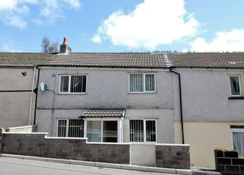 Thumbnail 2 bed terraced house for sale in Bailey Street, Deri, Bargoed