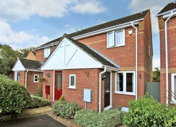 Thumbnail 2 bed semi-detached house for sale in Giffords Way, Over, Cambridge