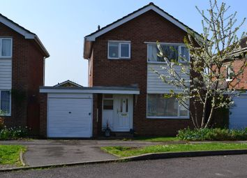 Thumbnail 3 bed detached house for sale in Silver Birch Grove, Trowbridge, Wiltshire