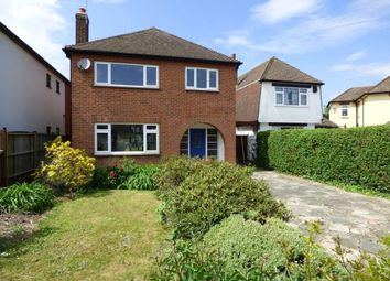 Thumbnail 3 bed detached house for sale in Nelmes Close, Hornchurch