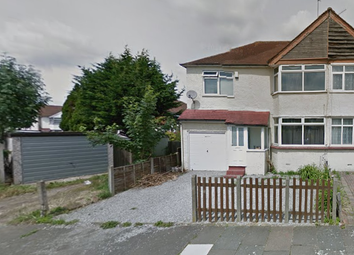 Thumbnail 3 bed end terrace house for sale in Elmgate Avenue, Feltham
