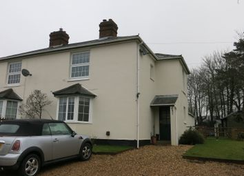 Thumbnail 3 bed cottage to rent in Forton, Andover