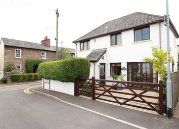 Thumbnail 3 bed detached house for sale in Baron Street, Usk