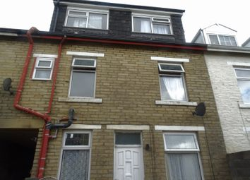 Thumbnail 4 bedroom terraced house for sale in Hollings Road, Bradford, West Yorkshire