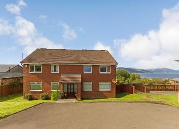 Thumbnail 2 bed flat for sale in Urquhart Drive, Gourock, Inverclyde