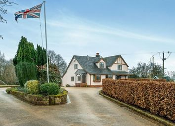 Thumbnail 4 bed detached house for sale in Blakelow, Stone, Staffordshire