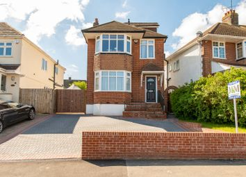 Thumbnail 4 bedroom detached house for sale in Lamorna Avenue, Gravesend