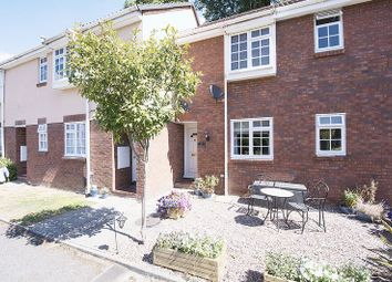 Thumbnail 1 bed flat for sale in Finnart Close, Weybridge